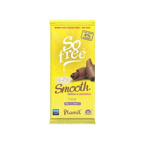 Vegansk mælkechokolade - køb