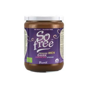vegansk nutella - mørk chokoladesmørepålæg Køb