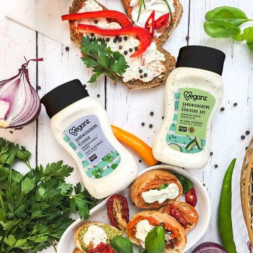 vegansk remoulade køb online - veganz mayonnaise