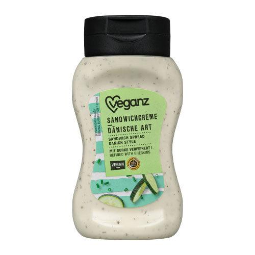 vegansk remoulade køb - veganz kryddermayonnaise