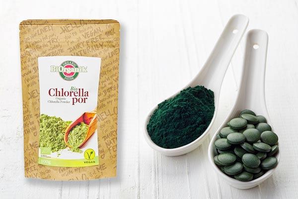 chlorella pulver køb - hvad er chlorella godt for