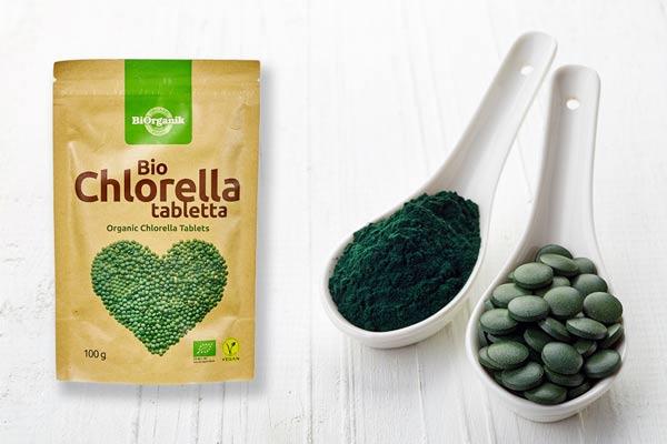 chlorella tabletter køb online