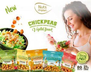 kikærte snacks - køb sunde veganske snacks