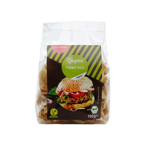 pulled soja - vegansk pulled pork køb