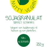 sojagranulat køb online Nutty vegan