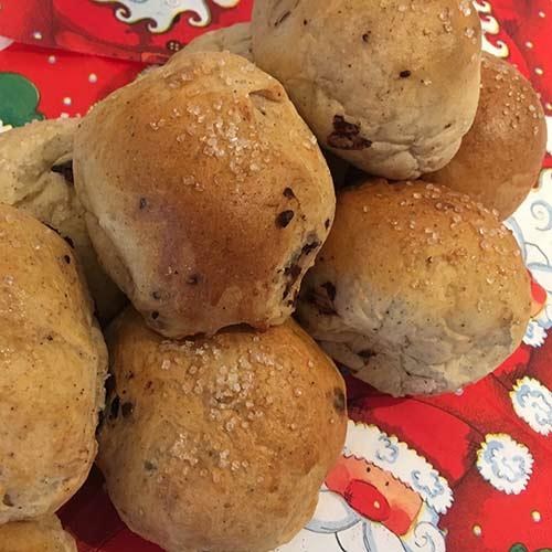 veganske juleboller opskrift uden æg