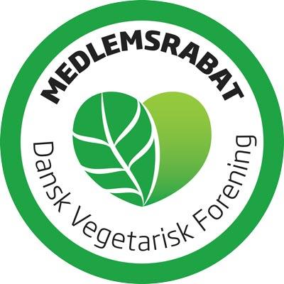 vegansk webshop - medlemsrabat dvf