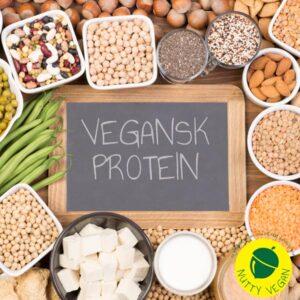 vegansk protein
