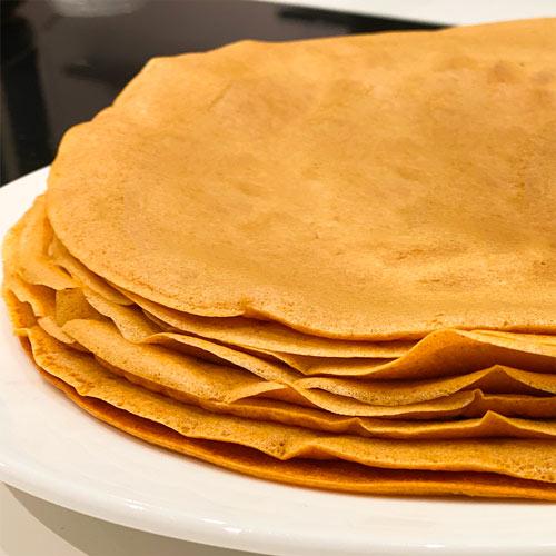 glutenfri pandekager opskrift