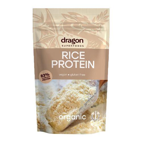risproteinpulver køb - vegansk proteinpulver