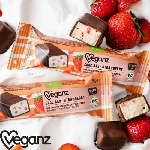 vegansk chokolade køb veganz danmark