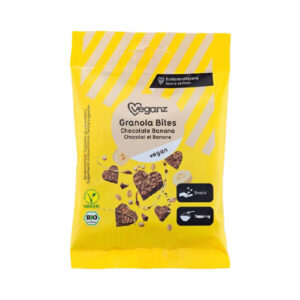 vegansk muslibar - veganske snacks køb online Veganz granola bites