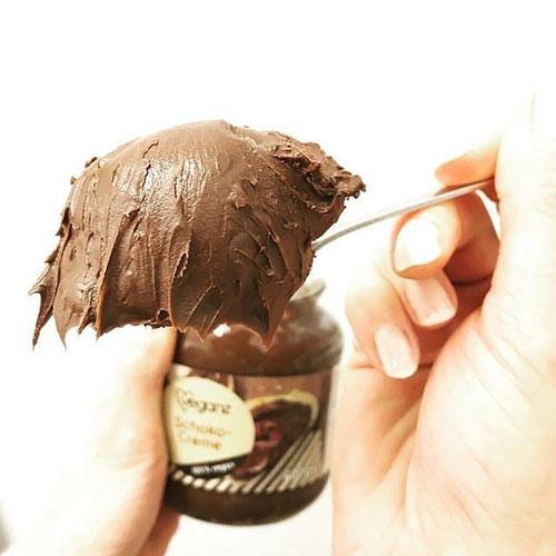 vegansk nutella køb - veganz chocolate spread danmark