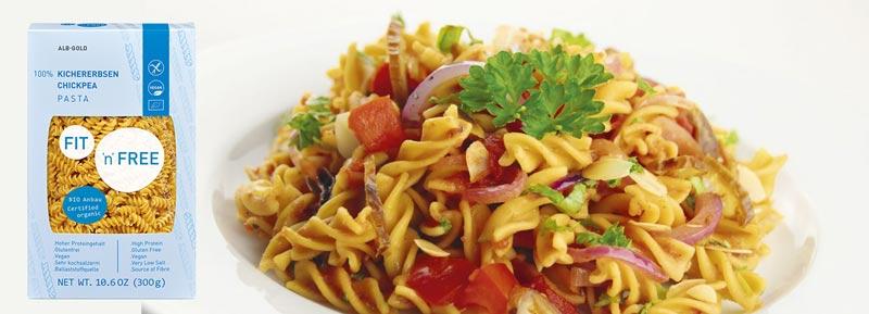 kikærtepasta køb online- vegansk pasta af bælgfrugter