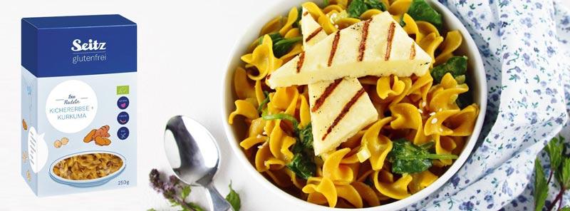kikærtepasta køb - vegansk pasta af kikærter