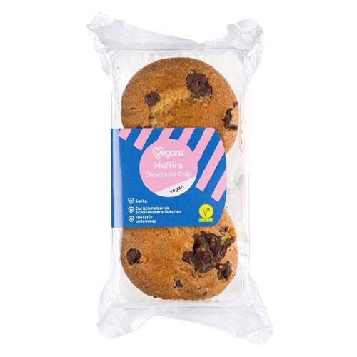 veganske muffins køb online - veganz muffins