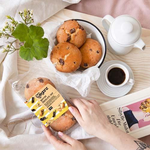 veganske muffins køb vegansk kage Veganz