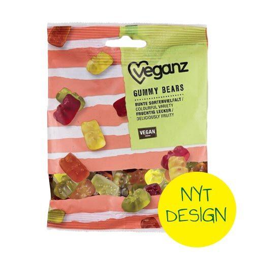 veganske vingummibamser - veganz vingummi