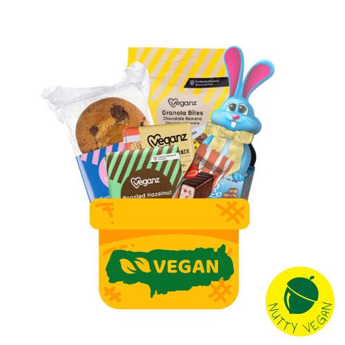 gave til veganer - vegansk gavekurv