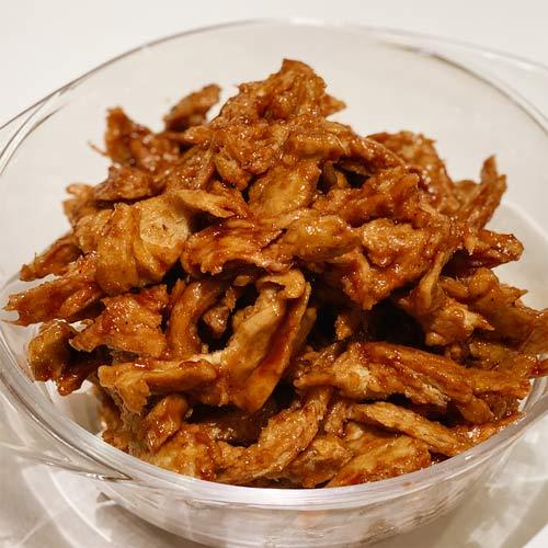 hjemmelavet vegansk kylling opskrift