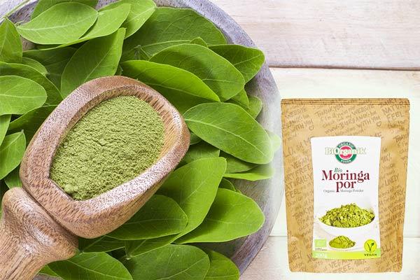 moringa pulver køb - økologisk moringa