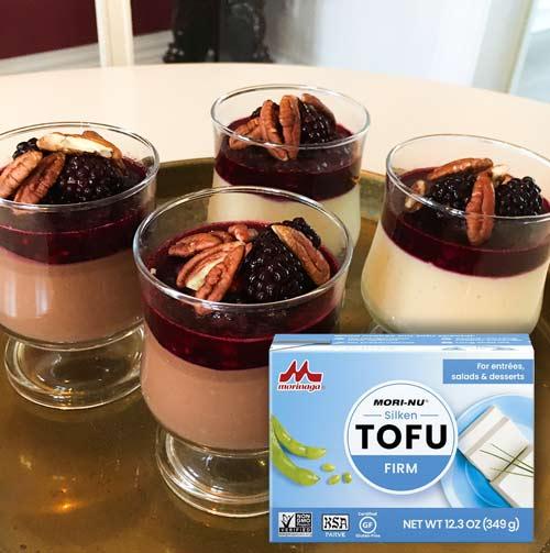 silken tofu opskrift