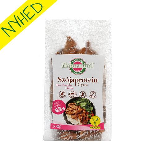 soya kød - sojakød - med hvedegluten
