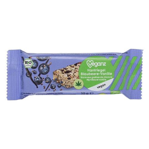 vegansk muslibar køb - veganz myslibar blueberry hemp