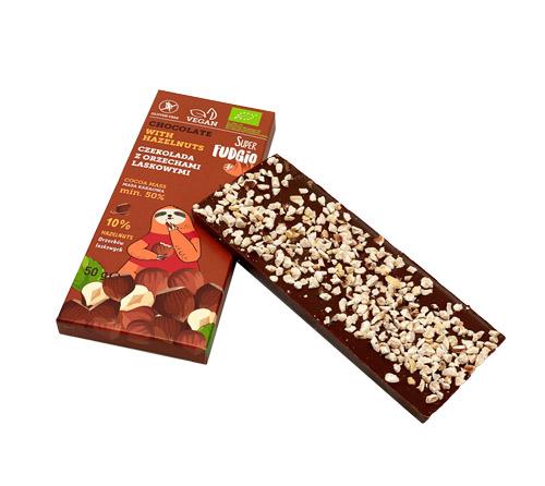 vegansk nøddechokolade køb