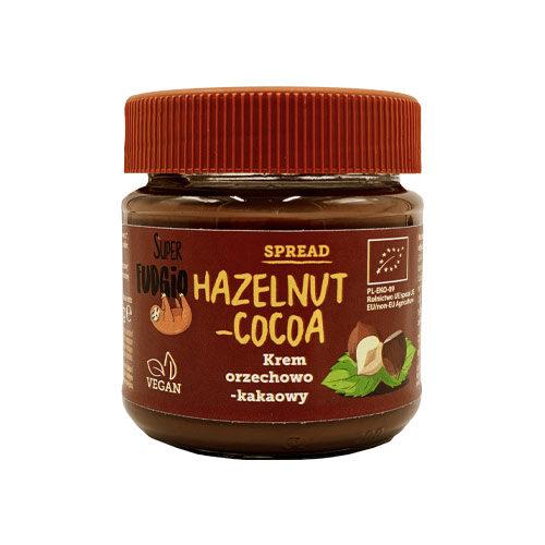 vegansk nutella køb - super fudgio chokolade