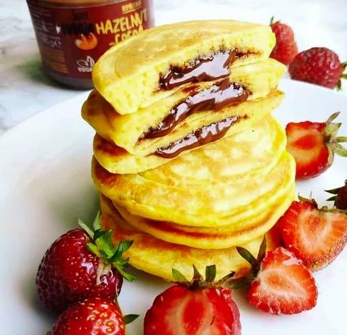 vegansk nutella køb - super fudgio hazelnut spread danmark