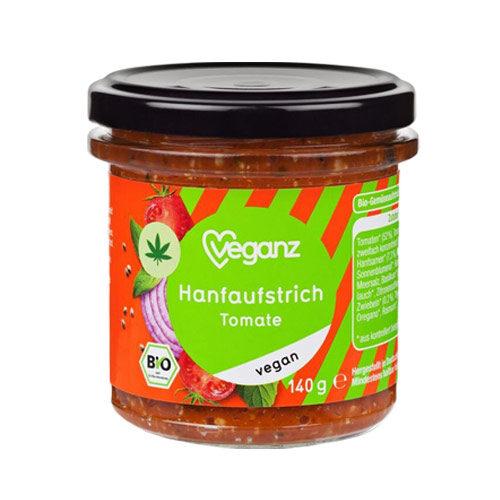 vegansk spread køb online - veganz spread med hampefrø