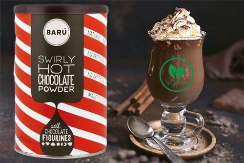 vegansk varm kakao - vegansk varm chokolade køb