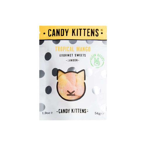 vegansk vingummi candy kittens køb