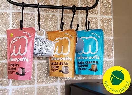 veganske skumfiduser køb - mallow puffs forhandler danmark