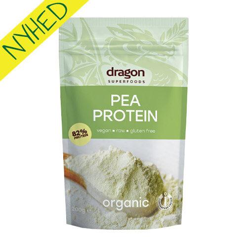 ærteprotein køb - økologisk ærteproteinpulver