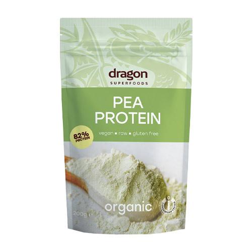 ærteprotein pulver køb online - økologisk ærteproteinpulver