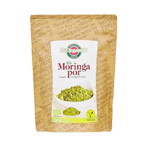 moringa pulver køb online - økologisk