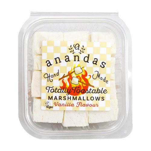 veganske skumfiduser der kan smelte