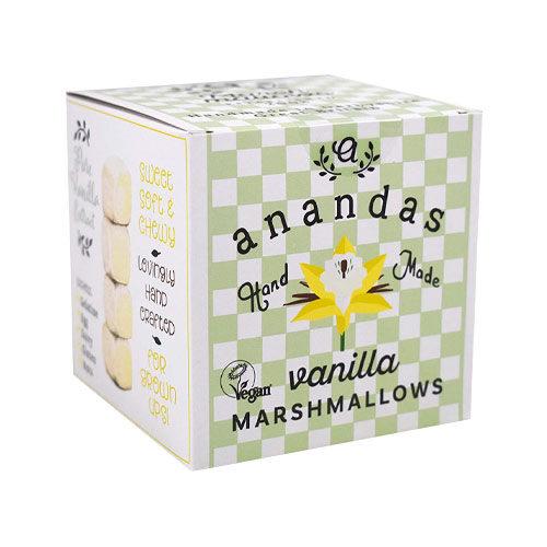 veganske skumfiduser vanilje - køb online