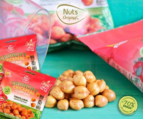 kikærte snacks køb online - nuts original