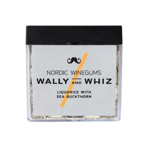 vegansk lakrids køb - wally and whiz lakrids med havtorn