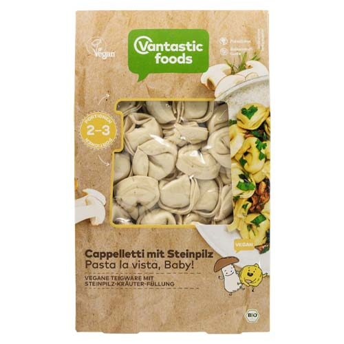vegansk totellini køb - vantastic foods