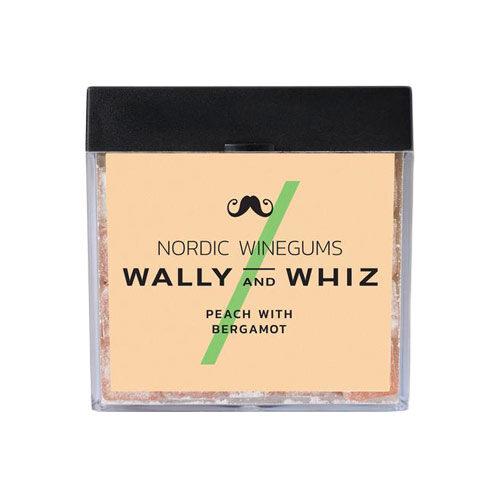 vegansk vingummi køb - wally and whiz abrikos og bergamotte -