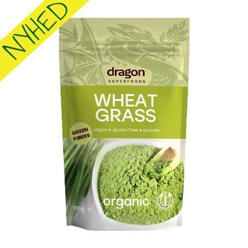 hvedegræs pulver køb online dragon superfoods