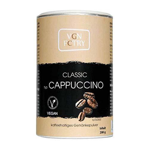 vegansk cappuccino køb - instant cappuccino vegan