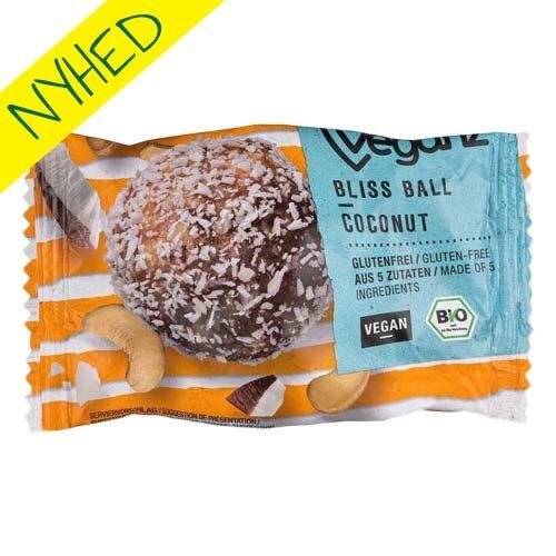 veganz bliss ball køb danmark - veganske snacks