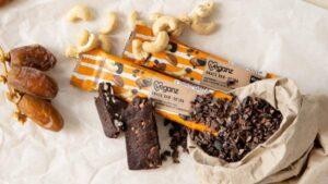 veganz snack bar med kakao