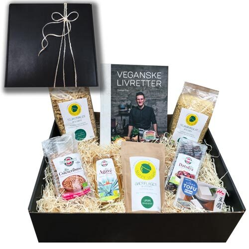 gave til veganer - med thomas erex kogebog