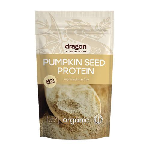 græskarproteinpulver køb online - vegansk proteinpulver